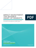 Impact Investment Report