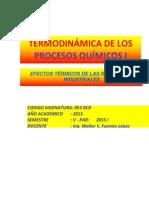 Efectos termicos