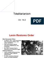 Ch. 14.2 - Totalitarianism