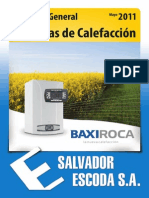 Catalogo BaxiRoca