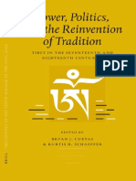 Power, Politics, and the Reinvention of Tradition
