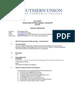 spring 2015 syllabus sph 107