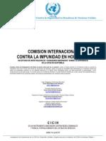 000 Informe Cicih Honduras