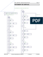 TD 34 Corrigé - Systèmes Séquentiels - GRAFCET - Structure de Base OU Et ET