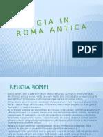 Religia in Roma Antica