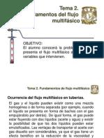 2.1 Fundamentos de Flujo Multifásico-Variables
