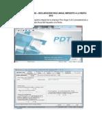 PDT Monografía