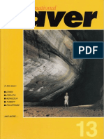 Hydrological and Speleological Investiga