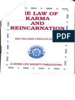 The Law of Karma and Reincarnation - Swami Chidananda