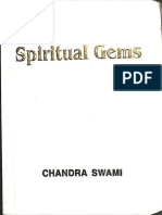 Spiritual Gems - Chandra Swami Udasin