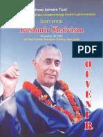 Semina on Kashmir Shaivism Nov 2013 - IAT
