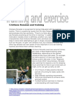 2. Training and Exercise Notes