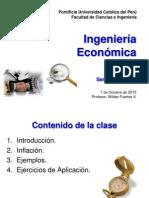 Clase 8 - Ingeniería Económica