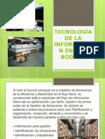 Tacnologia de Informacion en Una Bodega