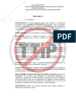 Texto íntegro en castellano del TPP