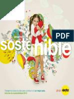 Informe de Sostenibilidad 2013