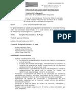 LIENDO RECHUCHA HUGO RAMOS CAGONNota Informativa Informe Consolidado Mes Octubre 2015