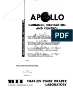 Apollo Descent Guidance