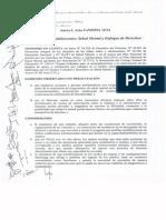 Infancia y Medicalizacion Aprob 19-12-2014
