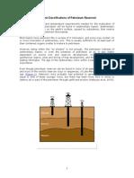 Basin Description and Classifications