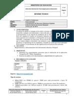 Informe Técnico Nearpod 001