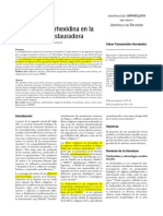 Papel de La Clorhexidina en La Odontologia Restauradora.