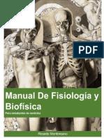 Manual de Fisiologia y Biofisica Para Estudiantes de Medicina