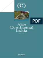 Hotel Continental Terme Brochure