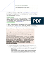 Funciones Del Sistema Linfatico