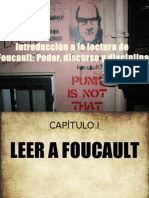 [Ayudantía - Psi. Soc. Contemp. - Introducción a Michel Foucault