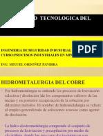 Hrometalurgia Del Cobre-i