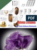 6. Sistemas Cristalinos