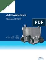 Denso componentes aire acondicionado