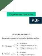 Arreglo Factorial