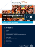 Sbe Exchange Guide 2015-2016