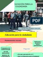 EDUCACION CIUDADANIA