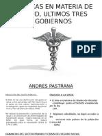 Cobertura en Salud en Colombia