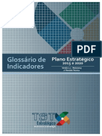 Indicadores Estratégicos de 2015 a 2020