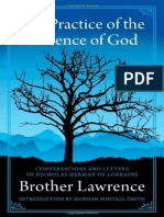 Brother Lawrence - The Practice of the Presence of God
