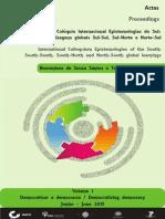 contrarrevolución urbana y democracia participativa