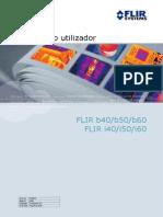 Manual Termovisor Flir i60