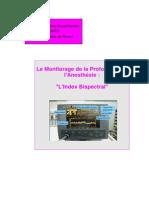 Monitorage Profondeur Anesthesie BIS