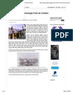 Ludovina Alves Portocarrero - Laboratorio de Polemologia Forte de Coimbra