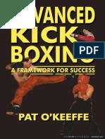 Advance KickBoxing, A Framework for Success - Pat O'Keeffe 2002