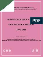Tendencias Educativas México 5