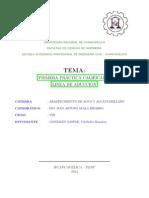 solucion prractiCA lineas de aduccion