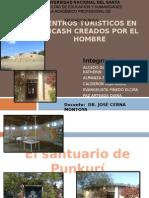 Centros Turísticos en Ancash Creados Por El Hombre (1)