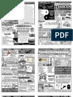 Revista Tradicion # 47 del mes de Octubre 2015