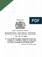 Community Services (Torres Strait) Act 1984