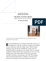The Real-Estate Artist - The New Yorker